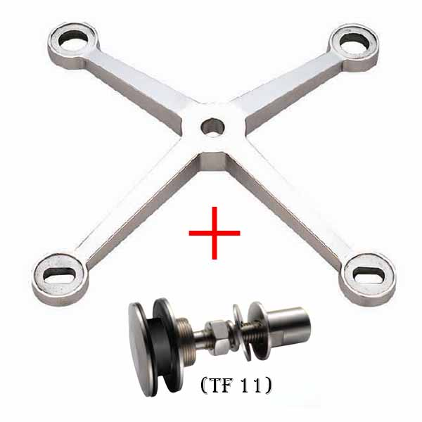 Spider Fittings (200A4)